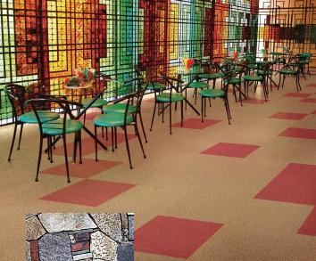 來威利木系創意PVC地板